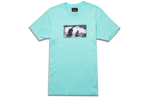 FRANKENSTEIN TEE MINT