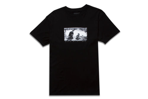 FRANKENSTEIN TEE BLACK