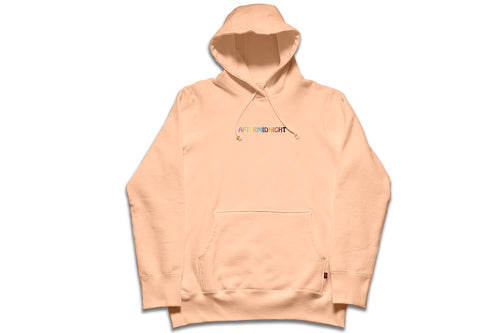 CLOCK STRIKES AFTERMIDNIGHT PULLOVER PEACH