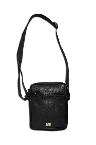 AM x KUBERA SHOULDER BAG BLACK