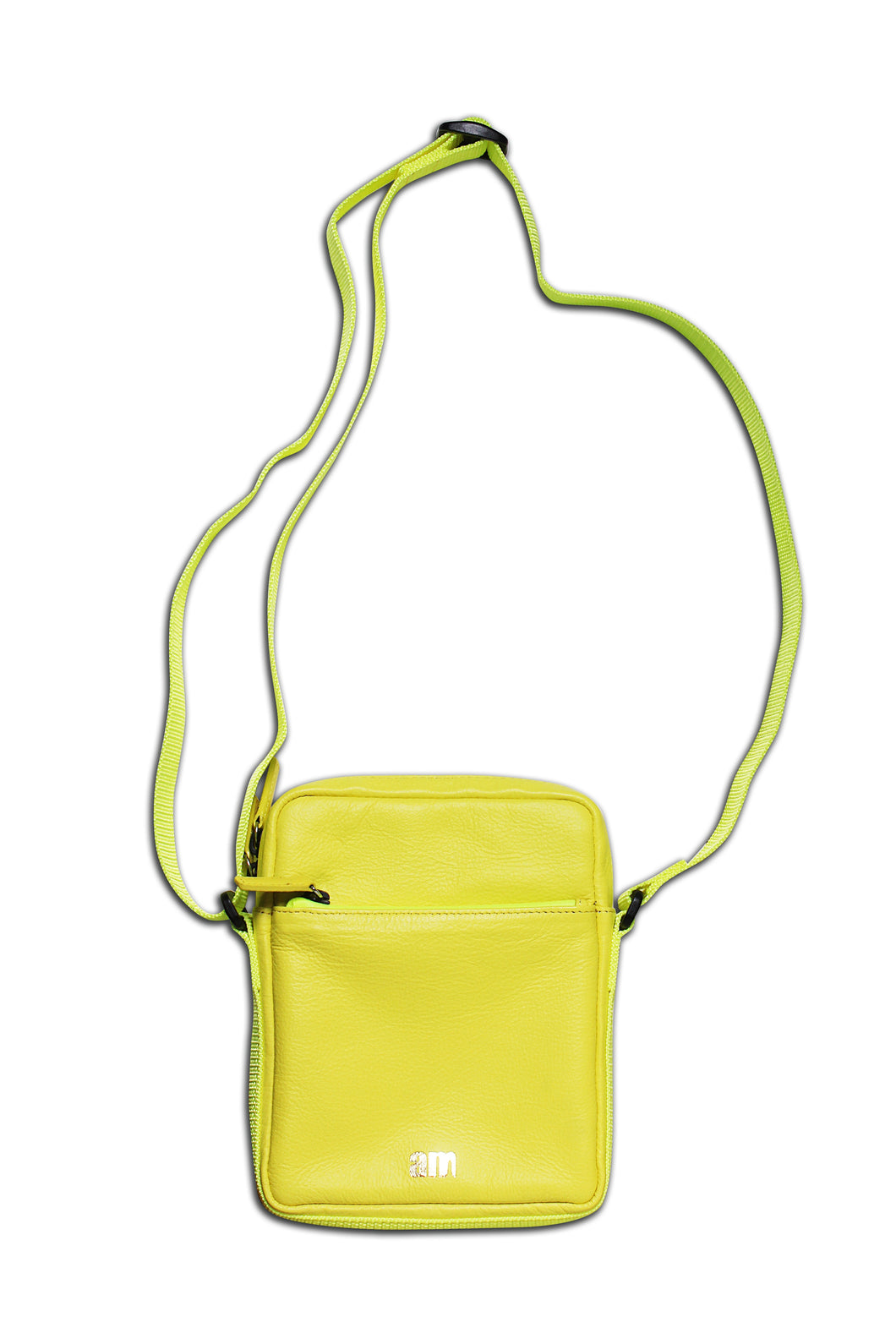 AM x KUBERA SHOULDER BAG YELLOW