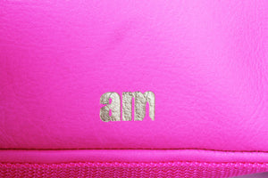 AM x KUBERA SHOULDER BAG PINK