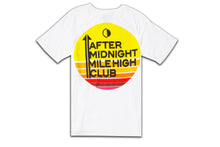 Load image into Gallery viewer, MILE HIGH CLUB TEE WHITE