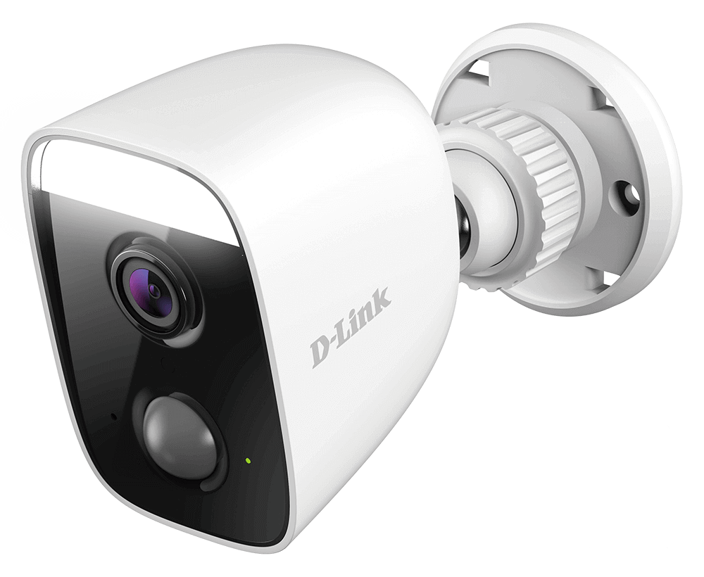 D-Link Wireless Security Camera, Spotlight, Full HD, Outdoor