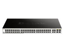 Load image into Gallery viewer, D-Link 52-Port Gigabit Smart Managed Switch