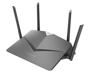 D-Link WiFi Router AC2600, Smart, Mesh