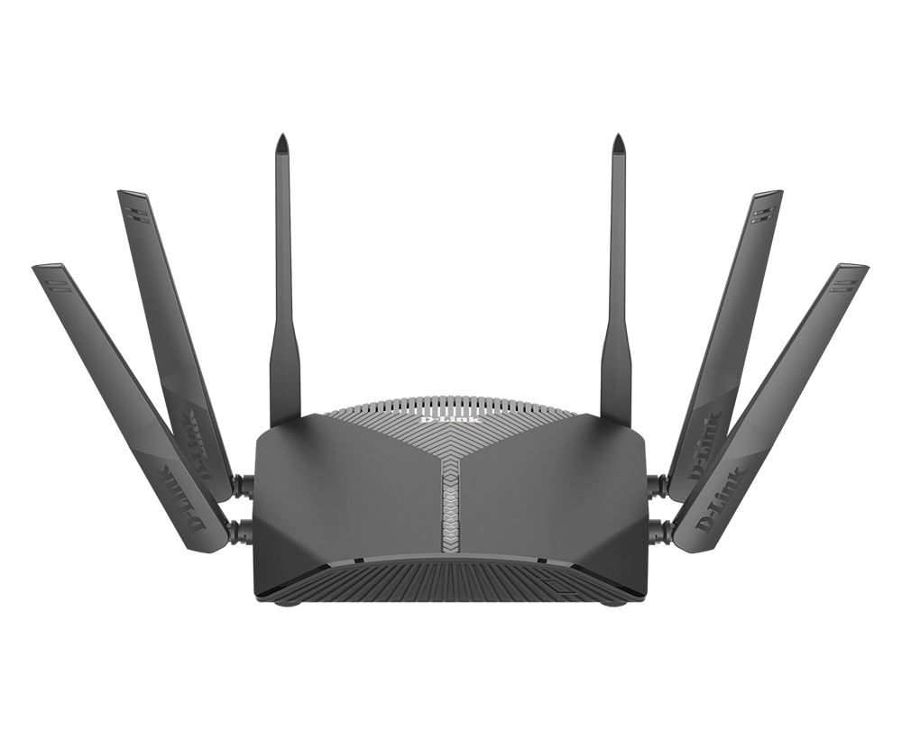 D-Link WiFi Router AC3000, Smart, Mesh