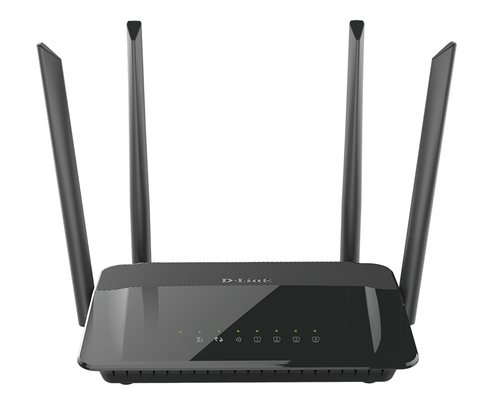 D-Link WiFi Router AC1200 Dual Band