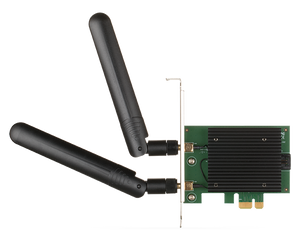 D-Link WiFi 6 PCIe Adapter, AX3000