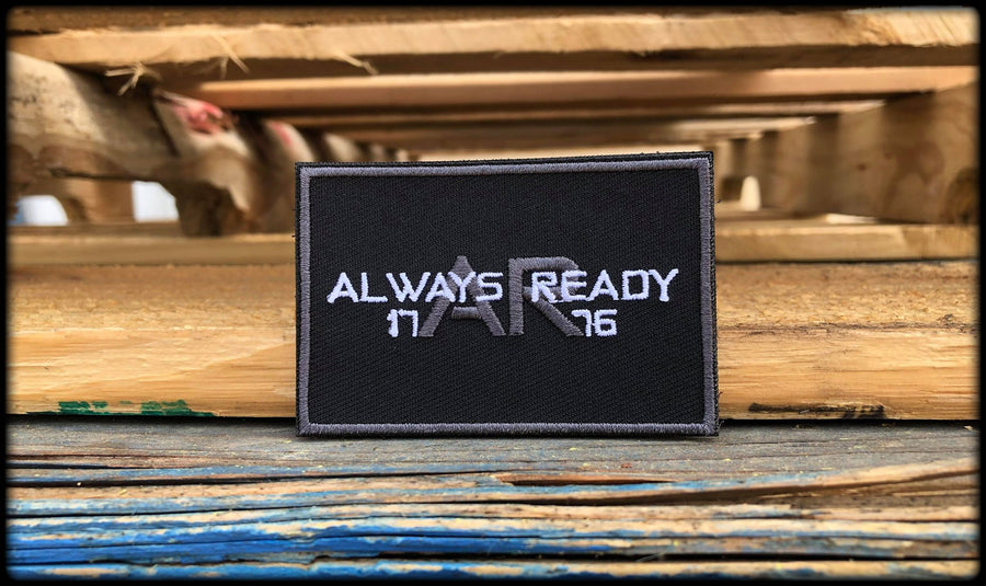 Always Ready Patch