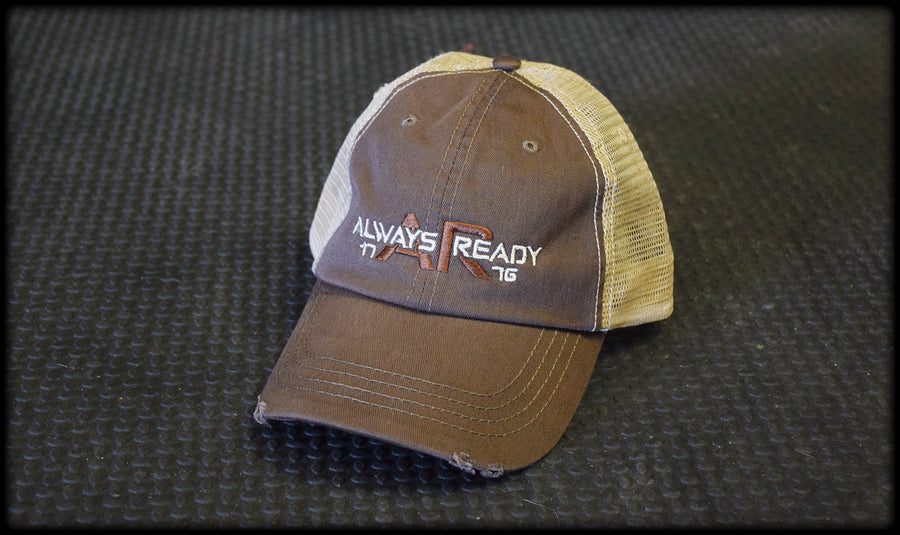 Always Ready Dad Cap