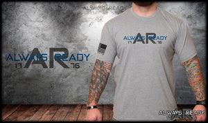 Always Ready Blue Line