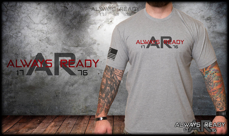 Always Ready Red Line