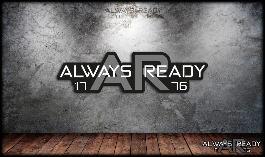 Always Ready Sticker