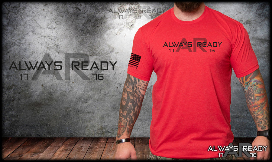 Always Ready Logo Shirt