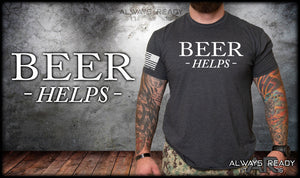 Beer Helps