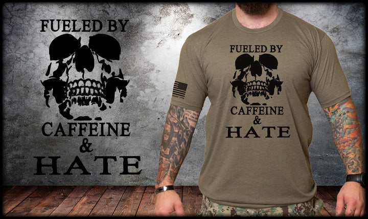 Fueled By Caffeine and Hate