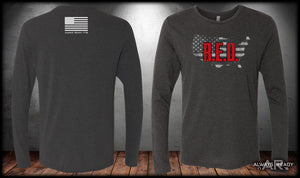 R.E.D. Long Sleeve