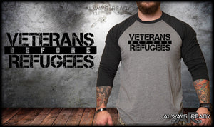 Veterans Before Refugees