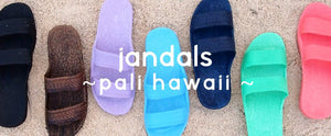 Pali Hawaii Jandals at oFlop