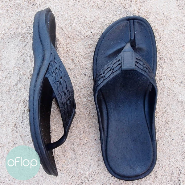 Sandals - Black Shaka - Pali Hawaii Flip Flops
