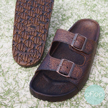 Load image into Gallery viewer, Sandals - Buckle Jandals - Pali Hawaii Hawaiian Jesus Sandals