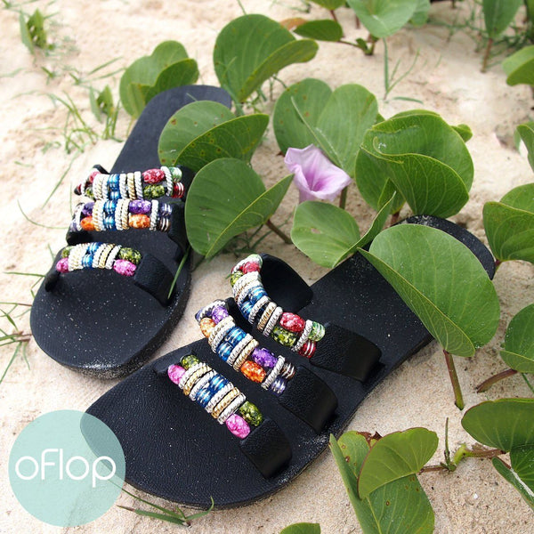 Sandals - Sparkle Charm --  Pali Hawaii Slides