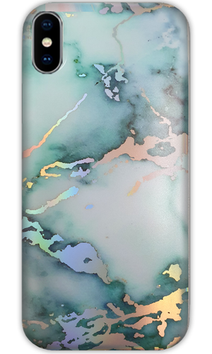 JUSTmarble Green Sea Design iPhone 7/8 Plus Case-customxcreations