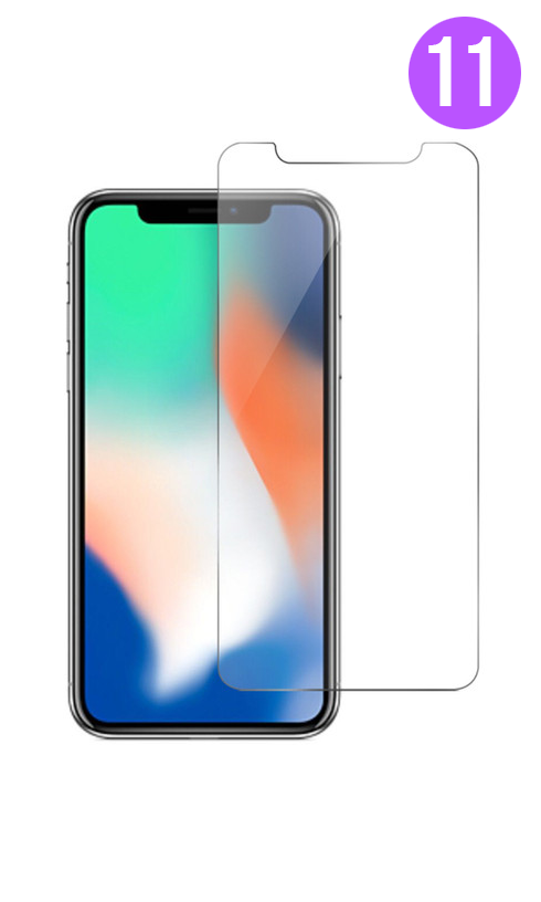 Premium Tempered Glass Screen Protector iPhone 11-customxcreations