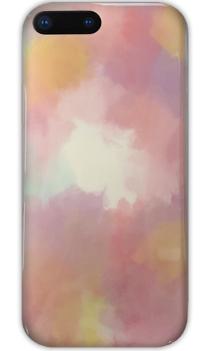JUSTmarble Autumn Pastel Design iPhone XR Case-customxcreations