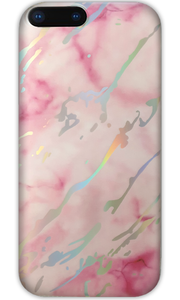 JUSTmarble Pink Mirror Design iPhone X/Xs Case-customxcreations