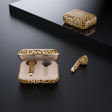 Load image into Gallery viewer, Happy Plugs Air 1 True Wireless Earphones Limited Edition- Leopard