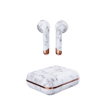 Load image into Gallery viewer, Happy Plugs Air 1 True Wireless Earphones Limited Edition- White Marble