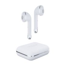 Load image into Gallery viewer, Happy Plugs Air 1 True Wireless Earphones - White - customxcreations