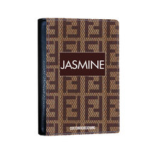 Load image into Gallery viewer, Personalised F* LOVE Passport Cover-customxcreations