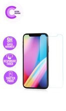 Load image into Gallery viewer, Premium Tempered Glass Screen Protector iPhone X/XS - customxcreations