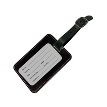 Load image into Gallery viewer, Personalised Glamorous Glitter Black Luggage Tag-customxcreations