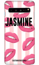 Load image into Gallery viewer, Hot Lips Samsung S10 Plus Case-customxcreations