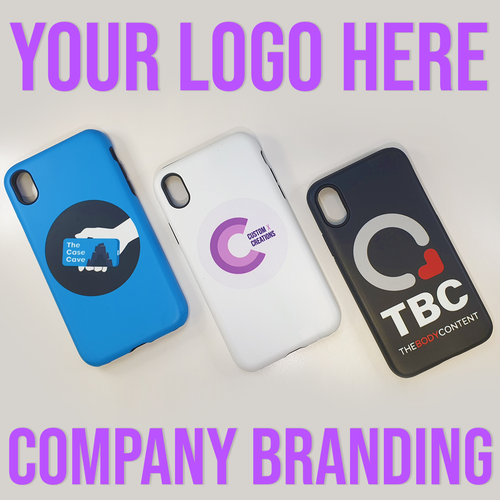 Your Branding/Logo Case-customxcreations