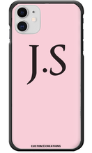 Load image into Gallery viewer, Personalised Perfect Pink Design iPhone 11 Pro Max Case - customxcreations