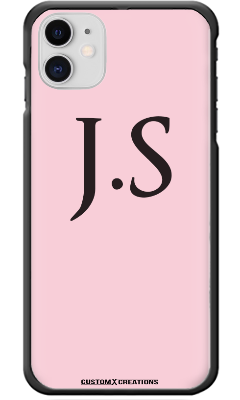 Personalised Perfect Pink Design iPhone 11 Pro Max Case - customxcreations
