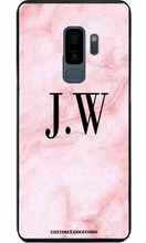 Load image into Gallery viewer, Pink Marble Samsung S8 Case-customxcreations