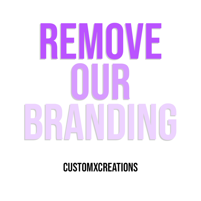 Remove our Branding (Luggage Tag)-customxcreations