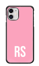 Load image into Gallery viewer, Personalised SOLID Series - Pink iPhone Case