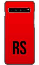 Load image into Gallery viewer, Personalised SOLID Series - Red Samsung Case-customxcreations