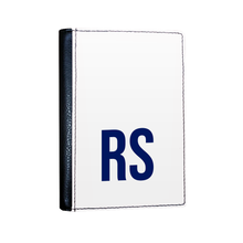 Load image into Gallery viewer, Personalised SOLID Series - White Passport Cover-customxcreations