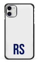 Load image into Gallery viewer, Personalised SOLID Series - White iPhone Case