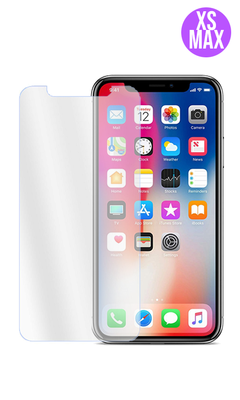 Premium Tempered Glass Screen Protector iPhone XS Max - customxcreations