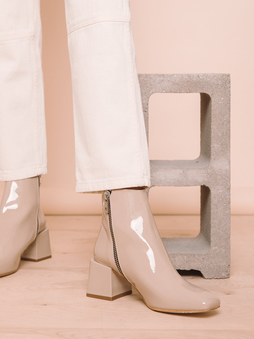 Loq-Lazaro-Forcal-Patent-Ankle-Boot