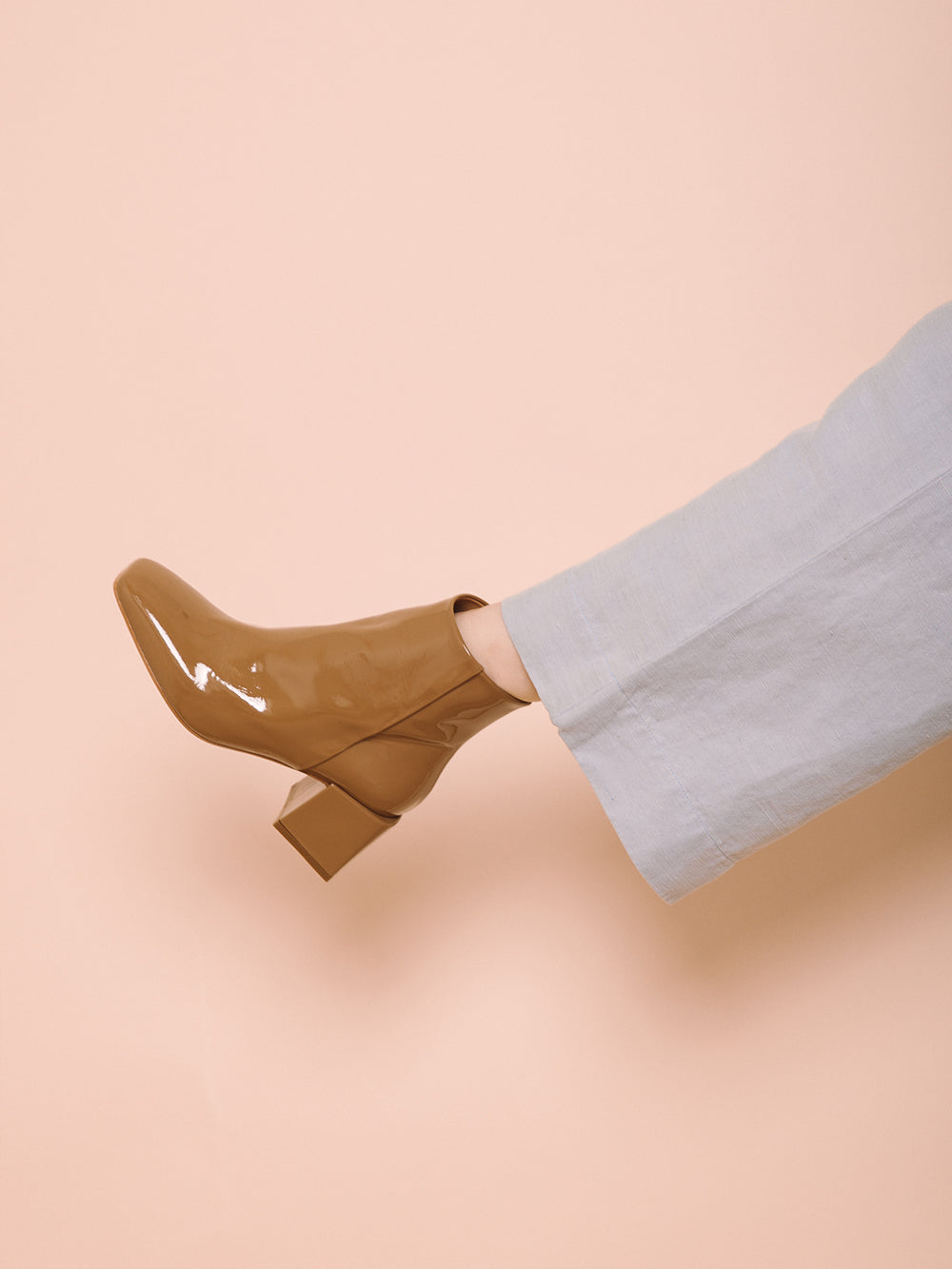 Lazaro Boot | Cream